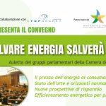 SALVARE ENERGIA SALVERÀ LA SOCIETÀ: Evento OIC 13 Luglio
