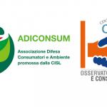 Adiconsum entra a far parte dell'Osservatorio Imprese e Consumatori
