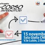 """""""PER-CORSO IMPRENDITORI"""": il 15 Novembre al CNEL un workshop di OIC e Prodeitalia per la crescita di imprese e imprenditori"""