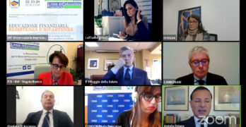 """""""Educazione Finanziaria: Resistenza e Ripartenza"""" – la sintesi del video convegno"""