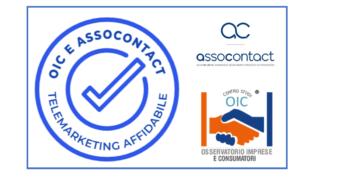 """Telemarketing molesto: Assocontact e OIC  lanciano il """"bollino blu"""" per le aziende affidabili"""